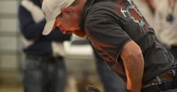 Tom Petersen, World Championship Blacksmiths Team