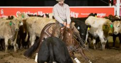 Open Futurity -Dustin Gonnet