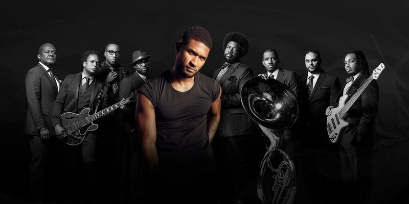 Usher&TheRoots