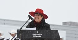 BMO Amphitheatre Opening- Susan Brown,Senior Vice President, Alberta & NWT Division, BMO Bank of Montreal