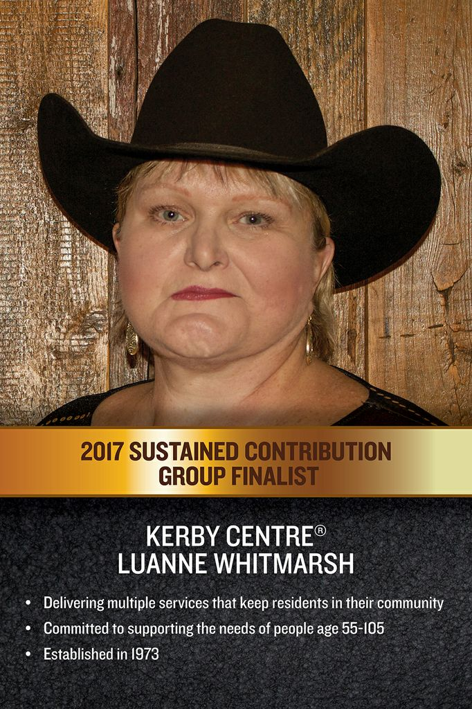 WLA Recipient Kerby Centre