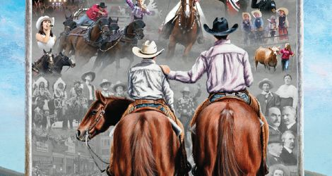 2018 Calgary Stampede Poster