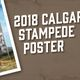 A new face on an old tradition – the 2018 Calgary Stampede poster goes digital