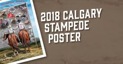 2018 Calgary Stampede Poster_