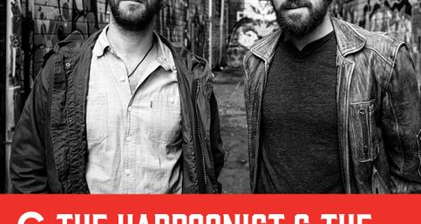 The Harpoonist & the Axe Murderer