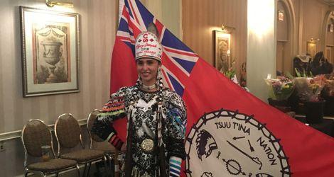 Introducing The 2018 Calgary Stampede Indian Princess Cieran Starlight Calgary
