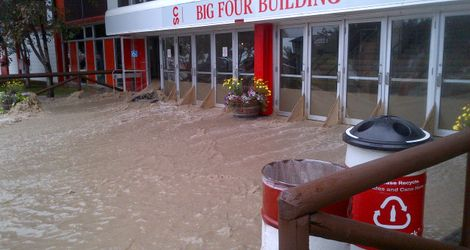 The Big Four - 2013 Flood