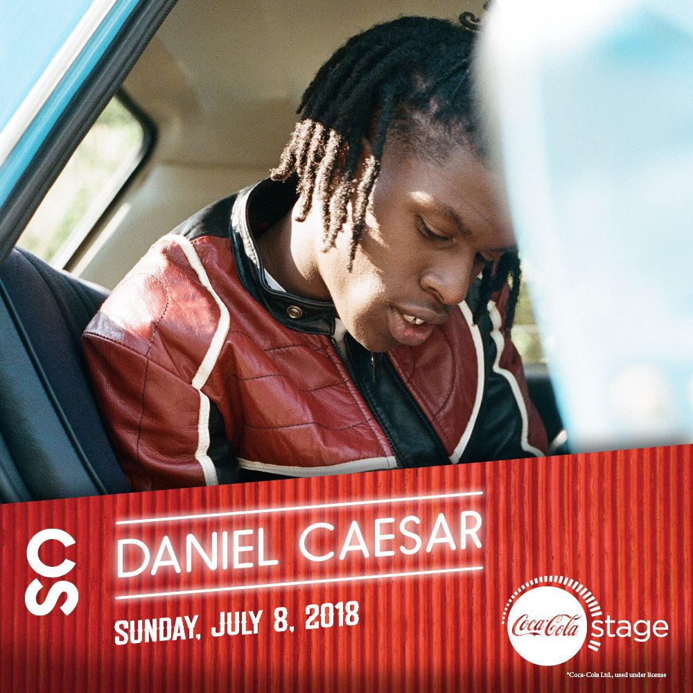 Daniel Caesar - Calgary Stampede