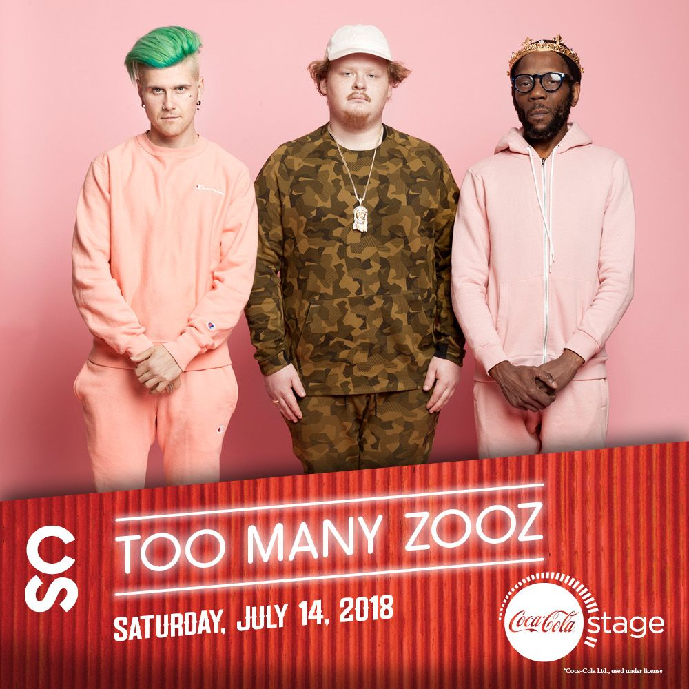 Too Many Zooz - Calgary Stampede