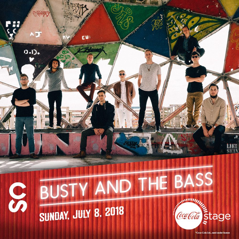 Busty and the Bass - Calgary Stampede