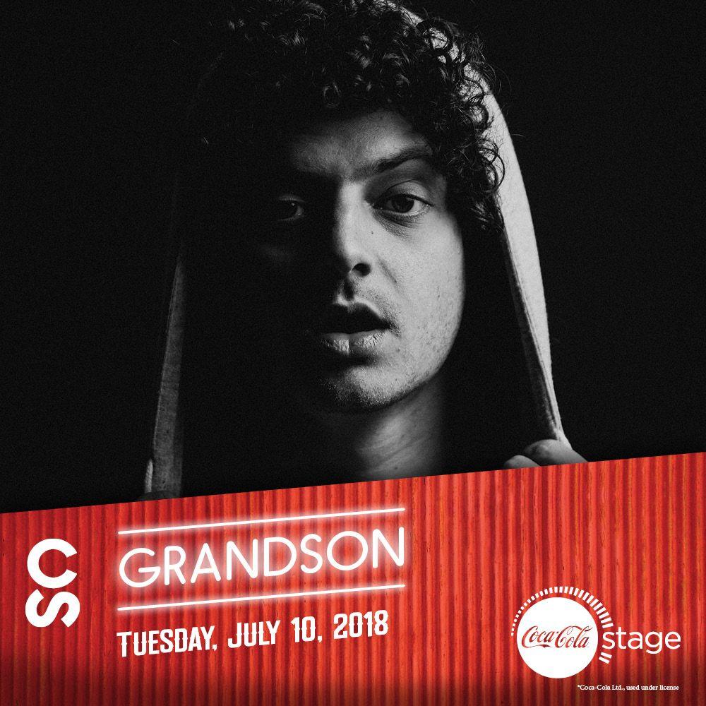 grandson - Calgary Stampede