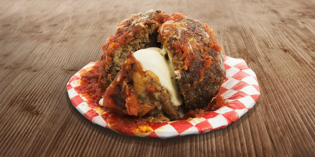Stampede sized meatball