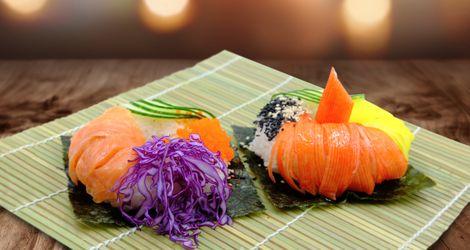 Sushi donught