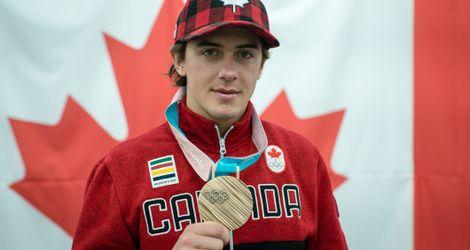 Introducing Mark Mcmorris As The 2018 Calgary Stampede