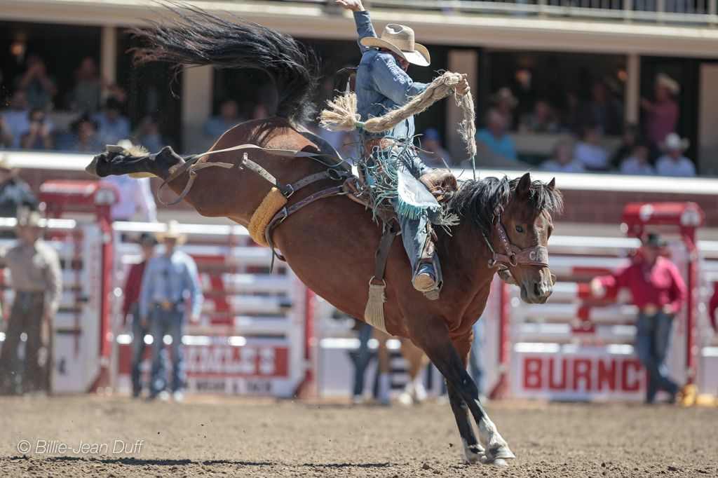 Diaz Powers Through Pain To Join Winners Of Day Two Rodeo