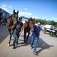 Bensmiller stays on top - and drivers recognize the bonds in the barn at the GMC Rangeland Derby