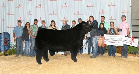 The Calgary Stampede Announces The Winners Of The Junior