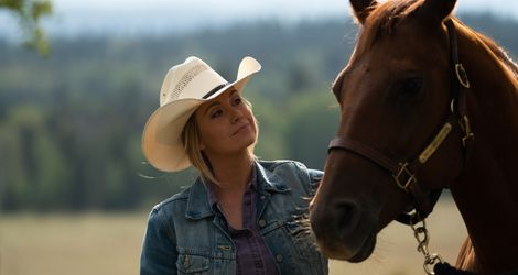 Introducing Amber Marshall As The 2019 Calgary Stampede