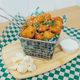 Buffalo cheese Curds