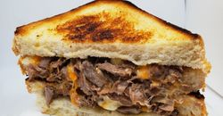 Philly Grilled Cheese