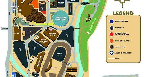 Stampede-Park-Parking-Map
