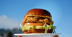 Un'Chicken Burger
