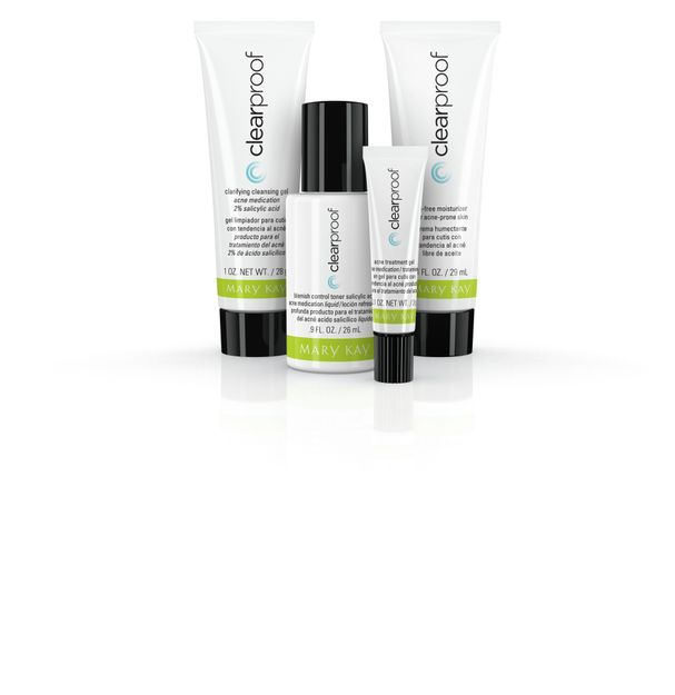 Mary Kay® Clearproof Acne Skin Care Set
