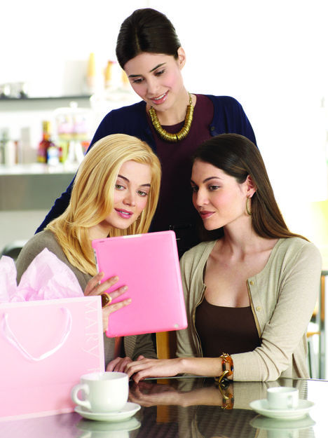 Mary Kay Online Tools for Customers and Consultants