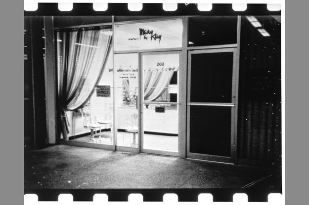 Mary Kay First Storefront 1963