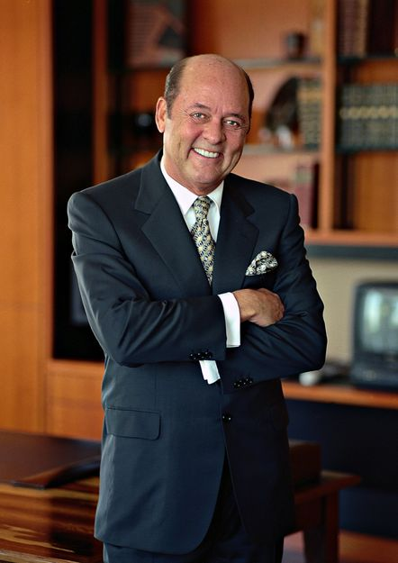 Mary Kay Inc. Executive Chairman, Richard Rogers