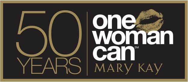 Mary Kay Logo - 50th Anniversary