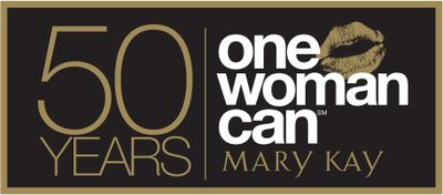 Mary Kay Logo - 50th Anniversary