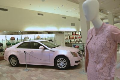 Neiman Marcus Salutes Mary Kay's 50th Anniversary