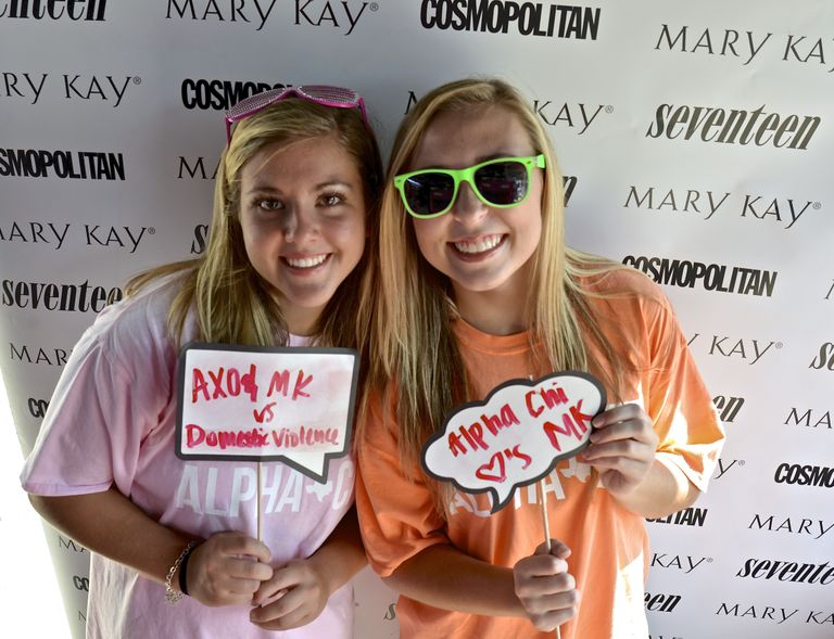 Mary Kay Inc. Partners with Alpha Chi Omega