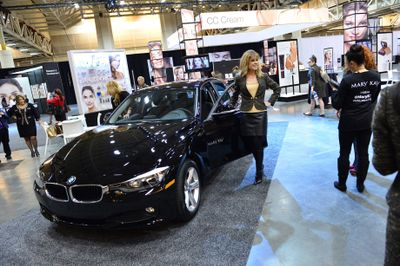 Mary Kay Surprises with Black BMW