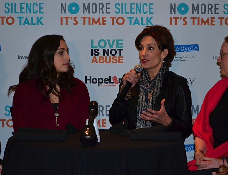 Mary Kay Sponsors National NO MORE Silence: It's Time To Talk Day