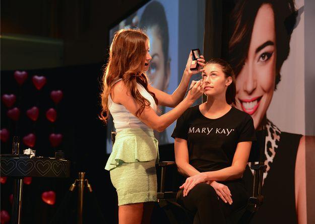 Mary Kay Makeover Day