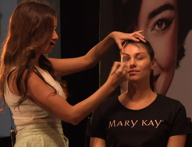 Mary Kay Makeover Day