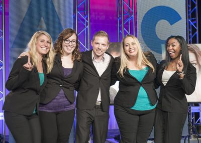Purdue University Calumet Wins 2014 AAF National Student Advertising Competition for Campaign Showcasing Mary Kay