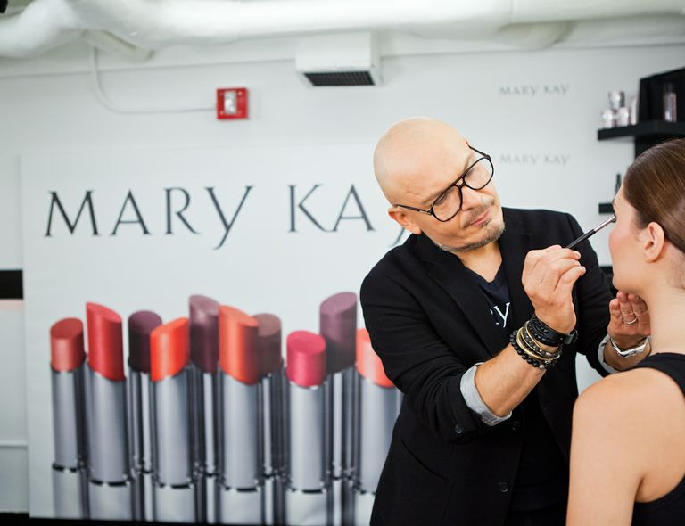 Mary Kay is the Official Beauty Sponsor of Emmy®-Nominated Project Runway Season 13