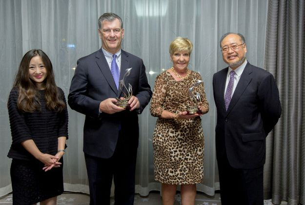 Mary Kay China Welcomes the Mayors of Dallas and Fort Worth