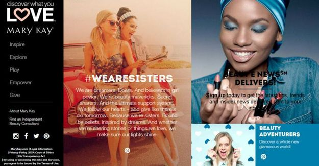 New Online Features Builds Community For Mary Kay Sisterhood to Explore, Play and Give