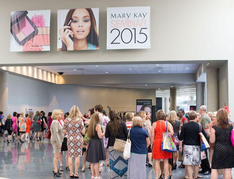 Mary Kay Seminar 2015