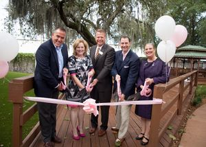 Mary Kay Dedicates 20th Nature Explore Classroom Designed to Help Children Heal After Witnessing Domestic Violence