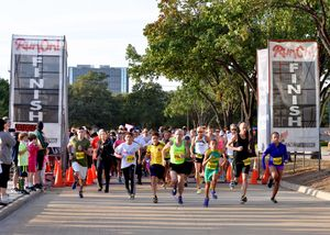 The 11th Annual MK5K® and One Mile Fun Run Benefits Cancer Research and Domestic Violence Prevention