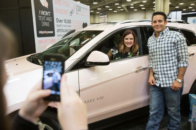 Mary Kay atrae a jóvenes emprendedoras