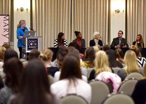 Mary Kay and Alpha Chi Omega Host Healthy Relationships Forum
