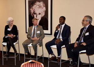 Mary Kay Inc. Hosts Inaugural Men Don't Look Away Summit To Engage More Men In Efforts To End Domestic Violence