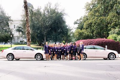 Mary Kay Independent Sales Force Rally to End Domestic Violence at Policy Advocacy Day in California