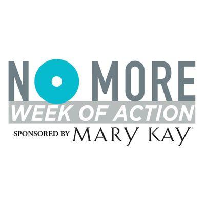 Mary Kay Sponsors 2016 NO MORE Week